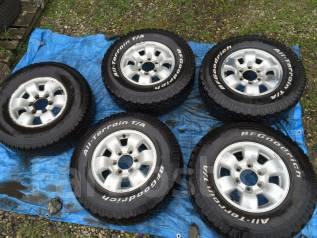 Продам комплект колес. x15