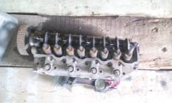 Головка блока цилиндров. Mitsubishi Pajero Двигатель 4D56