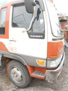 Механическая коробка переключения передач. Hino Ranger Двигатель H07D