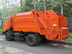Коммаш. Мусоровоз КО-456-12