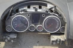 Панель приборов. Volkswagen Touareg, 7LA,, 7L6,, 7L7, 7LA, 7L6 Двигатели: BAC BPE, BAC