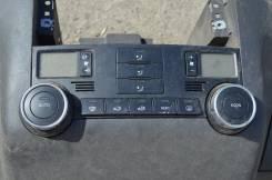 Блок управления климат-контролем. Volkswagen Touareg, 7LA, 7L7, 7L6, 7LA,, 7L6,