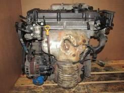 Двигатель в сборе. Hyundai Getz Двигатель G4EE