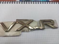 Эмблема VX-R золото оригинал Toyota 75473-60060, правая