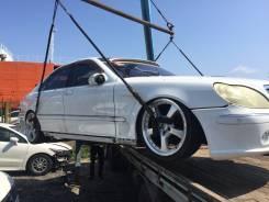 Mercedes-Benz S-Class. W220, M113