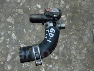 Горловина радиатора. Honda Fit, GD1 Двигатель L13A