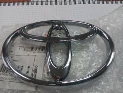 Эмблема решетки передняя оригинал Toyota 75311-60090 5VZFE