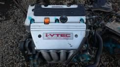 Двигатель в сборе. Honda Accord, LA-CL9, ABA-CL9, LACL9, ABACL9