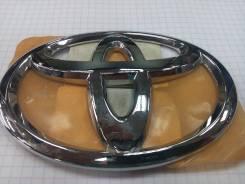 Эмблема решетки радиатора передняя оригинал Toyota 90975-02072