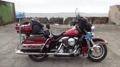 Harley-Davidson Touring Electra Glide Ultra Classic. 1 340 куб. см., исправен, птс, без пробега