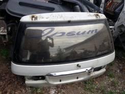 Стекло боковое. Toyota Ipsum, CXM10G, SXM10G, SXM15, SXM10, SXM15G, CXM10