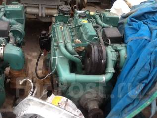 Volvo Penta. 130,00л.с., 4х тактный, дизель, нога L (508 мм), Год: 2003 год
