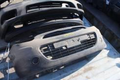 Бампер передний Nissan March 2010-2012 год