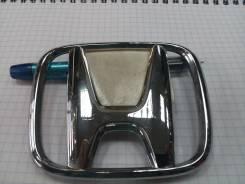 Эмблема решетки радиатора оригинал Honda 75700-S8R-000