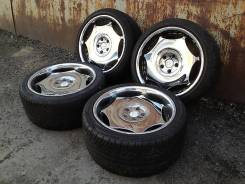 OZ Racing Exclusive. 8.5/9.5x18, 5x114.30, ET30/38, ЦО 70,0 мм.