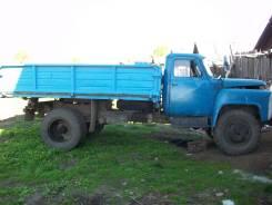 ГАЗ 53. ГАЗ-53, 4 200 куб. см., 4 500 кг.
