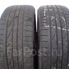 Bridgestone Potenza RE050A. Летние, 2007 год, износ: 20%, 2 шт