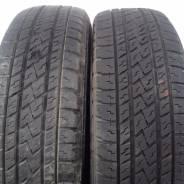 Bridgestone Dueler H/L. Всесезонные, 2009 год, износ: 20%, 2 шт