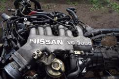 Двигатель. Nissan Terrano Двигатели: VG30I, VG30E