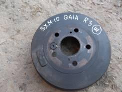 Барабан тормозной. Toyota Ipsum, SXM10, SXM10G, SXM15G, SXM15 Toyota Gaia, SXM10, SXM15G, SXM10G, SXM15