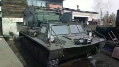 """ГАЗ 71. Продаем гусеничный вездеход """"ГАЗ-71"""" 1992 г. в., с консервации, 2 500куб. см., 1 000кг., 3 750,00кг."""