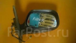 Зеркало заднего вида боковое. Toyota Corolla Fielder Subaru Forester, SF5 Двигатели: EJ20J, EJ202, EJ201, EJ20G