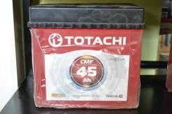 Totachi. 45 А.ч., левое крепление, производство Япония