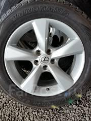 Lexus. 7.5x18, 5x114.30, ET35, ЦО 61,0мм.