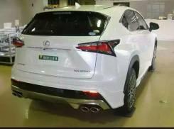 Обвес кузова аэродинамический. Lexus NX200 Lexus NX300h, AYZ15, AYZ10 Lexus NX200t, AGZ15, AGZ10 Двигатели: 8ARFTS, 2ARFXE