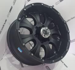 PDW Wheels. 9.0x18, 6x139.70, ET-12, ЦО 108,0мм.