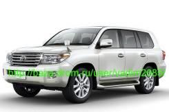 Решетка радиатора. Toyota Land Cruiser, UZJ200W, VDJ200, URJ202W, GRJ200, URJ200, URJ202, UZJ200. Под заказ