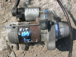 Стартер. Honda Fit Двигатель L13A