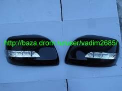 Корпус зеркала. Toyota Land Cruiser, UZJ200W, VDJ200, J200, URJ202W, GRJ200, URJ200, URJ202, UZJ200. Под заказ