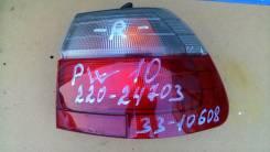Стоп-сигнал. Nissan Avenir, PW10 Двигатель SR20DE
