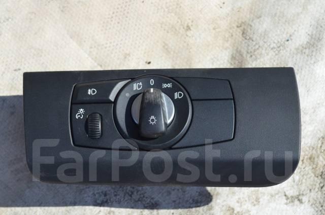 Блок управления светом. BMW X6, E71