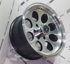 PDW Wheels. 9.0x18, 6x139.70, ET0, ЦО 108,3мм.