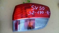 Стоп-сигнал. Toyota Vista Ardeo, SV50, SV50G Двигатель 3SFSE