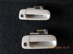 Ручка двери внешняя. Toyota Cresta, JZX100, JZX101, GX100, GX105, JZX105 Toyota Mark II, JZX105, GX105, JZX100, GX100, JZX101 Toyota Chaser, GX100, JZ...