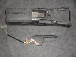 Стояночная тормозная система. Nissan Silvia, S14