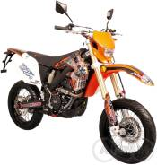 ABM X-moto ZR250. 250 куб. см., исправен, птс, без пробега