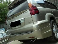 Спойлер на заднее стекло. Lexus GX470 Toyota Land Cruiser Prado