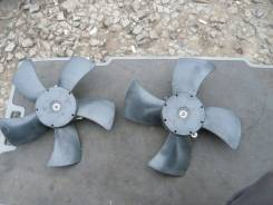 Вентилятор охлаждения радиатора. Nissan Murano, PZ50 Двигатель VQ35DE
