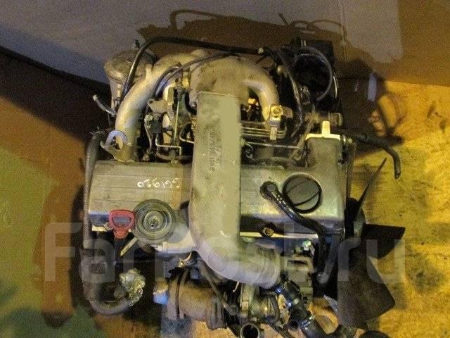 Двигатель TagAZ Tager (Тигр) 661920