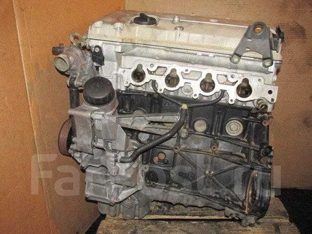 Двигатель в сборе. SsangYong Musso Sports