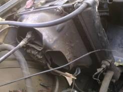 Радиатор охлаждения Москвич 2141 с вентилятором