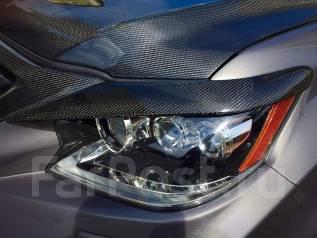 Накладка на фару. Lexus GX460, URJ150, SUV Двигатель 1URFE. Под заказ