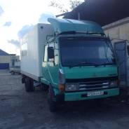 Mitsubishi Fuso. Продам грузовик рефрижератор, 7 545 куб. см., 5 000 кг.
