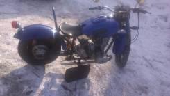 Урал М-52. 680куб. см., исправен, птс, без пробега