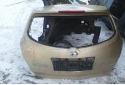 Крышка багажника. Nissan Murano, Z50