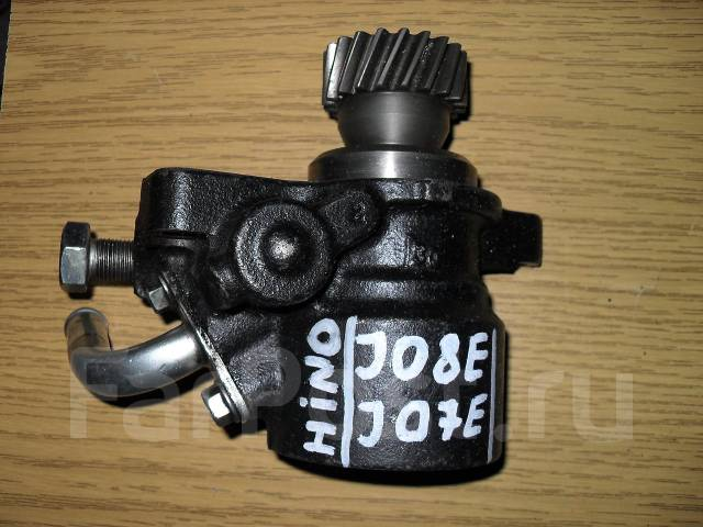 Гидроусилитель руля. Hino Ranger Двигатели: J07E, J08E